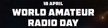 Woeld Amateur Radio Day