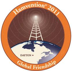 Logo Hamvention Dayton Ohio VS
