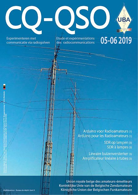 Cover CQ-QSO 05-06/2019