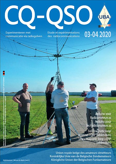 Cover CQ-QSO 03-04/2020