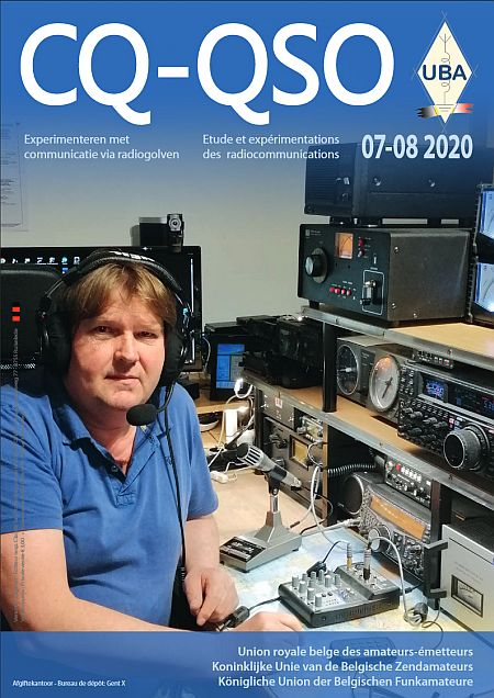 Cover CQ-QSO 05-06/2020