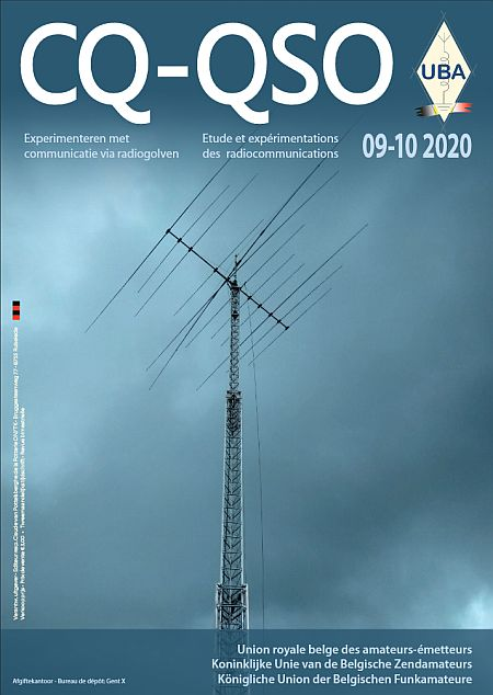 Cover CQ-QSO 09-10/2020