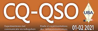 Cover CQ-QSO 01-02/2021