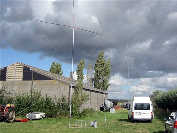 ON3TO/P ONZ Antennes