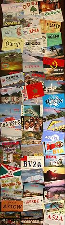 QSL-cards collection